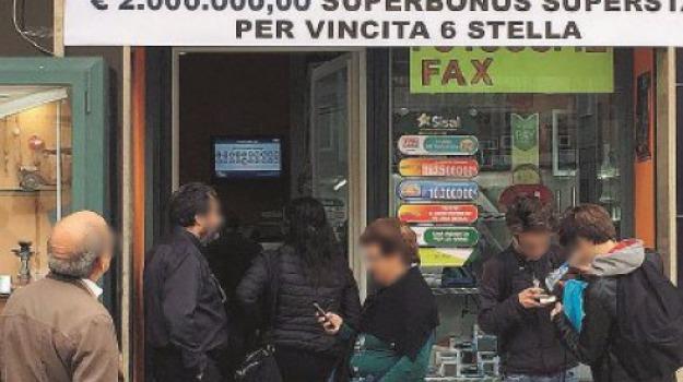 superenalotto, Catanzaro, Calabria, Archivio