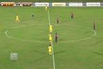 Cosenza- V.Francavilla 1-0, il video
