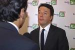 """Renzi """"Il sud come il nord"""""""