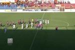 Vibonese-Lecce 2-2, il video