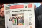 Fiorello la Gazzetta e il super-6 a Vibo sbanca