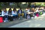 Liceo Seguenza, lezioni a Piazza Duomo