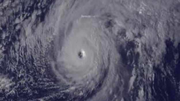 europa, ophelia, tempesta, uragano, Sicilia, Archivio, Cronaca