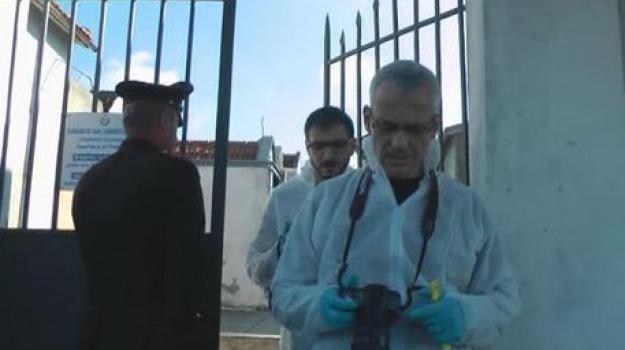 cimitero san lorenzo del va, duplice omicidio, indagini carabinieri, Cosenza, Archivio