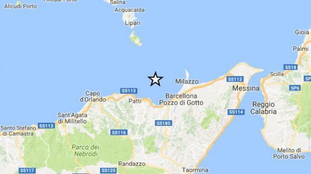 terremoto milazzo, Messina, Sicilia, Archivio