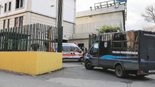 carcere di gazzi, Messina, Sicilia, Archivio