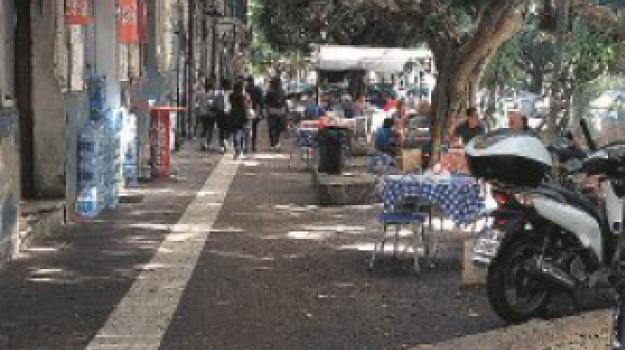 occupazione suolo, Messina, Archivio