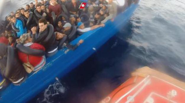 482 migranti, fermati 6 scafisti, palermo, Sicilia, Archivio