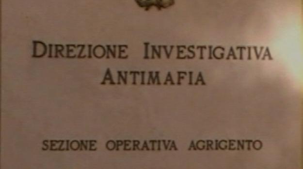 dia agrigento, sequestro beni, Sicilia, Archivio