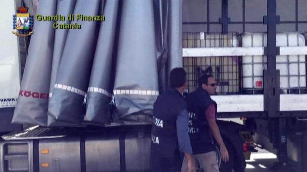 Contrabbando internazionale di carburanti, Sicilia, Archivio