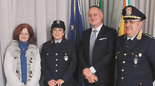polizia provinciale, Messina, Archivio