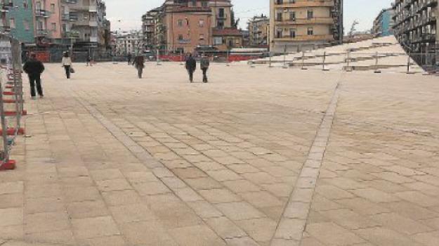 multe, piazza bilotti, Cosenza, Archivio