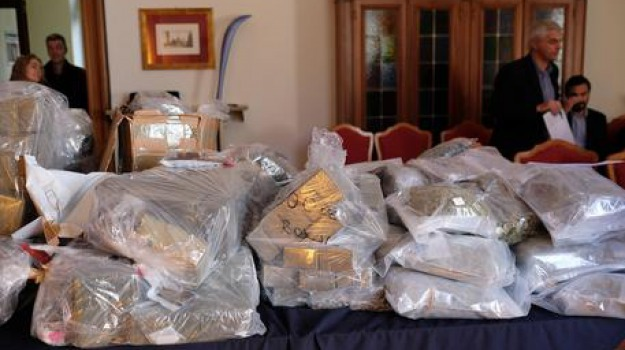 45 arresti, milano, traffico droga, Sicilia, Archivio, Cronaca