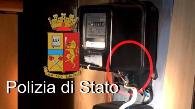arrestato romeno, comiso, furto energia elettrica, Sicilia, Archivio