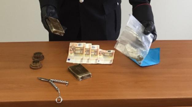 Arrestato tunisino, scicli, spaccio droga, Sicilia, Archivio