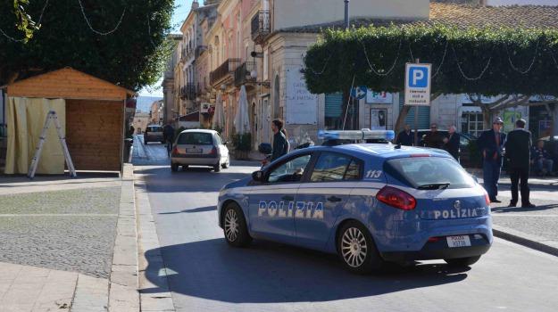 Arresto polizia Vittoria, Pregiudicato Palagonia, vittoria, Sicilia, Archivio