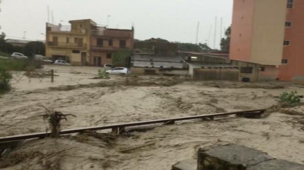 maltempo sciacca ribera, Sicilia, Archivio
