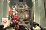 E a Rizziconi la statua del Santo s'inchinò al boss