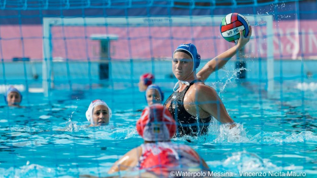 pallanuoto femminile, unipolsai cup, waterpolo despar messina, Cosenza, Messina, Sport