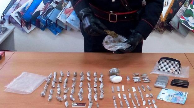 19enne, arresto carabinieri, pozzallo, sequestro droga, Sicilia, Archivio