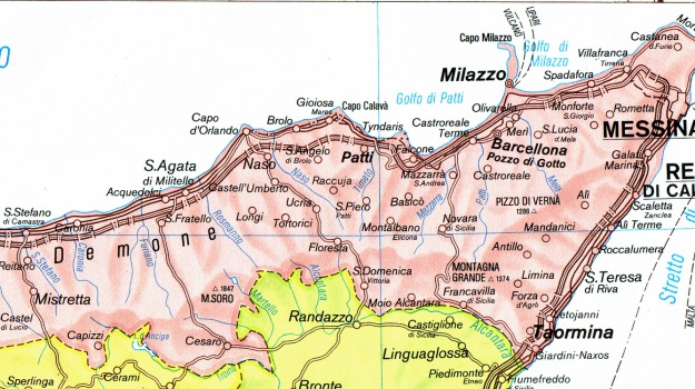 italia oggi, report, Messina, Archivio