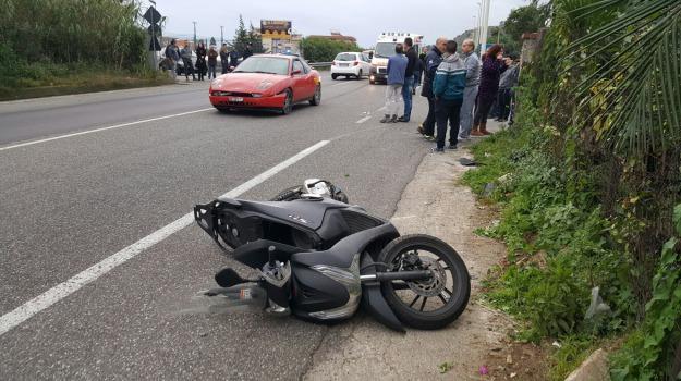 incidente auto-moto, Messina, Archivio