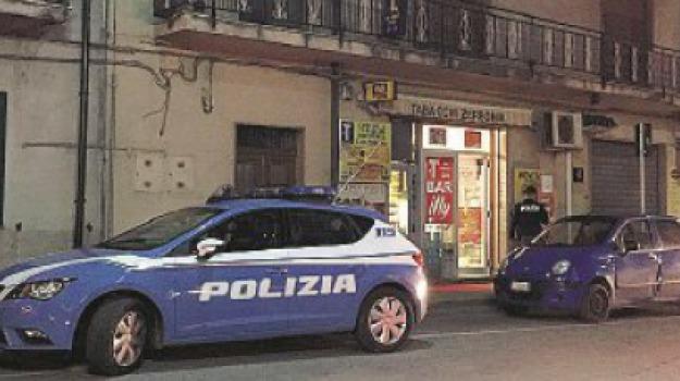 cinquefrondi, rapina tabaccheria, Reggio, Calabria, Archivio