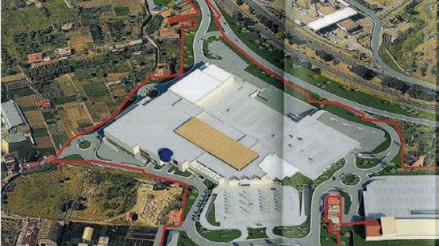 ipermercato zafferia messina, Messina, Sicilia, Economia