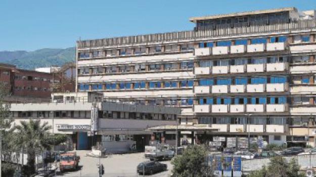 commissario straordinario, direzione generale, laganga, policlinico, Messina, Sicilia, Archivio