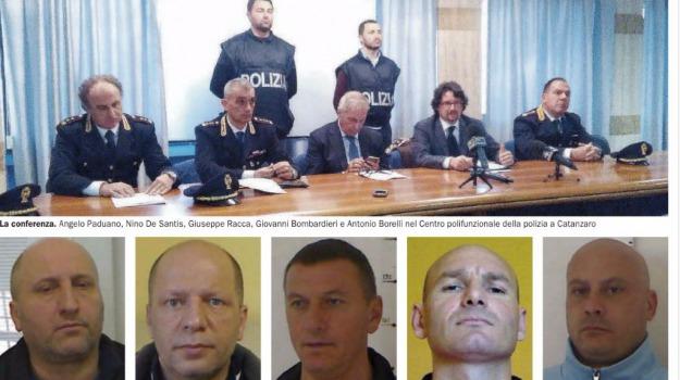 duplice omicidio, torcasio-giampà, Catanzaro, Calabria, Archivio