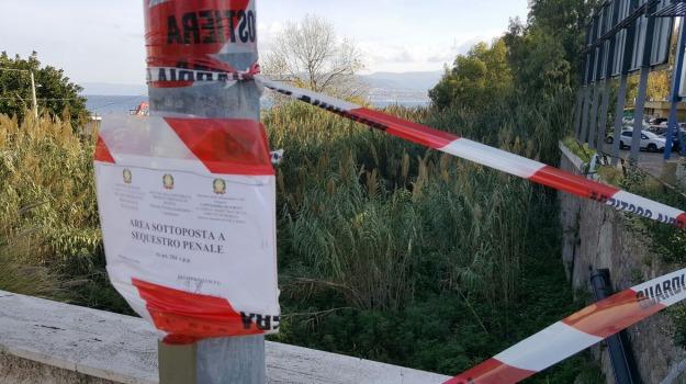 inquinamento mare, messina, sequestro, torrenti, Messina, Archivio