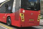 I bus della flotta Atm