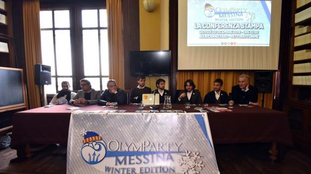 cittadella sportiva, messina, mop, olymparty, Messina, Archivio