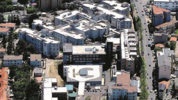 cosenza, ospedale annunziata, Cosenza, Calabria, Archivio