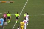 Casertana-Catanzaro 0-0, video