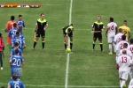 Siracusa-Catanzaro 1-0, video