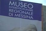 Messina, infiltrazioni d'acqua dentro il museo regionale