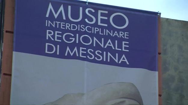 museo regionale messina, Messina, Sicilia, Cronaca