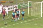 Cosenza-Messina 1-0, video