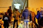 Assalto a caveau Catanzaro: arresti; nascosti in un casolare