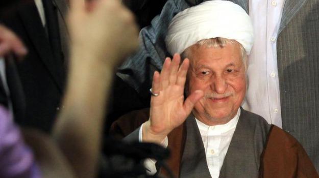 iran, Rafsanjani, Sicilia, Archivio, Cronaca