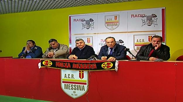 dimissioni, messina calcio, natale stracuzzi, Messina, Sport