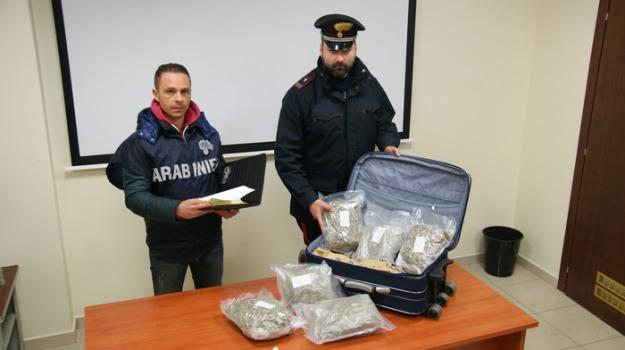 arresti, bovalino, droga, Reggio, Calabria, Archivio