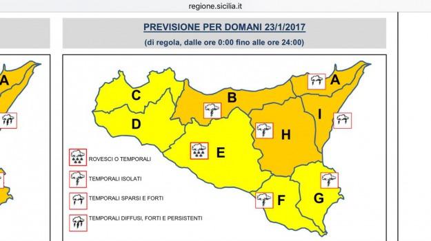 allerta meteo, messina, scuole, Messina, Archivio
