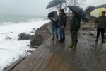 Maltempo, un morto in Sicilia famiglie evacuate in Calabria