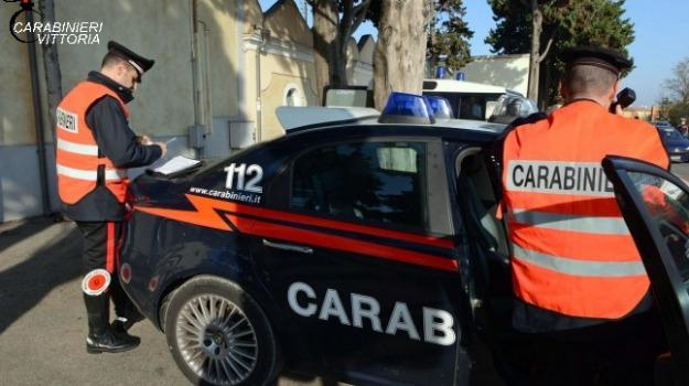 Arrestato 26enne, evasione domiciliari, vittoria, Sicilia, Archivio