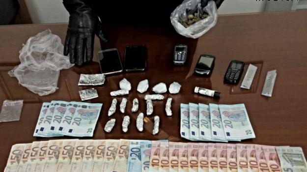 cinque arresti, pozzallo, spaccio droga, Sicilia, Archivio