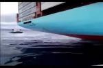 Nave incagliata, la liberano i rimorchiatori