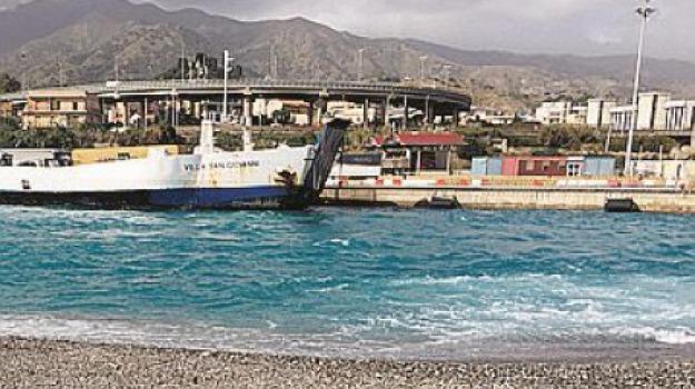 messina, porto di tremestieri, Messina, Archivio
