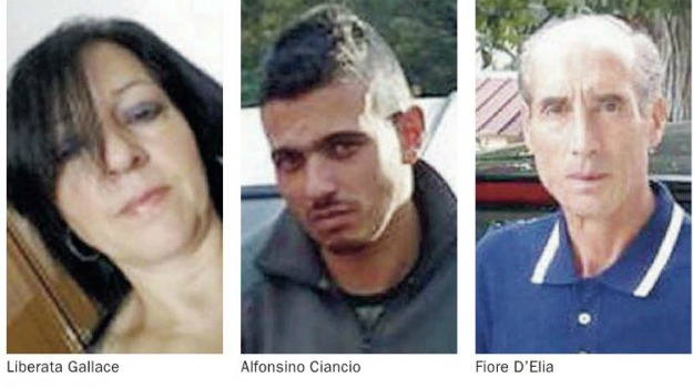 omicidio, tabulati telefonici, Alfonsino Ciancio, Fiore D'Elia, Giuseppe Damiano Cricrì, Liberata Gallace, Catanzaro, Cronaca